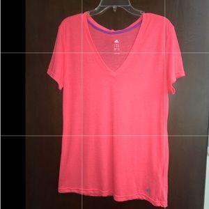 Adidas Women's t-shirt size Large